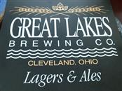 GREAT LAKES BREWING CO BEER SIGN